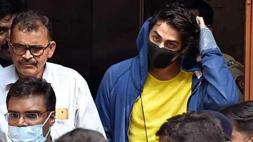 Qaidi no. N956 at Arthur Road jail, Aryan Khan gets money order from home