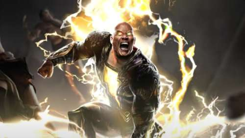 DC Fandome | The Rock is a force to reckon with in 'Black Adam' trailer