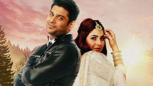 Sidharth Shukla and Shehnaaz Gill to feature in Voot film 'Silsila SidNaaz Ka', see poster
