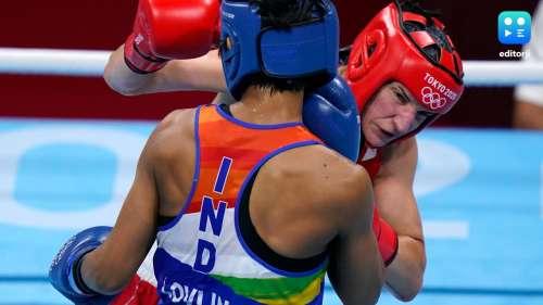 भारतीय महिला मुक्केबाज लवलीना का 'सुपरपंच', टेबल टेनिस-बैडमिंटन में उम्मीद खत्म