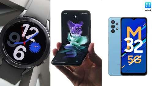 The EJ Tech Show: Samsung Galaxy Watch4 Classic, Z Flip3, M32 5G Reviewed!