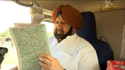 CM Captain Amarinder wants crocodile breeding in Punjab rivers, here's why