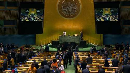 New York asks for vaccination proof of world leaders at the UN, Russia protests