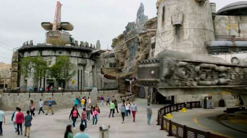 Two Disney theme parks in California to reopen on April 30