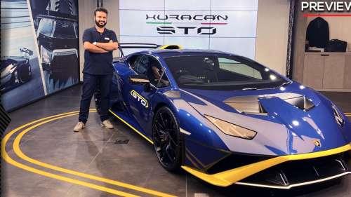 Lamborghini Huracán preview