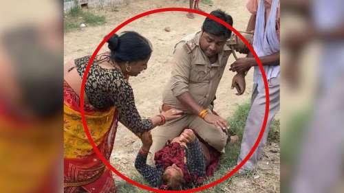 UP: महिला के ऊपर बैठा दरोगा, Video Viral होने पर चढ़ा सूबे का सियासी पारा