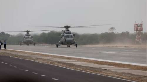 IAF highway landing near Pakistan border: what does it mean for India's aerial defense