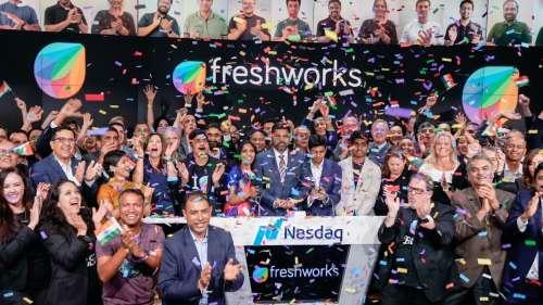 Freshworks mega debut on Nasdaq; Indian SAAS startup creates 500 crorepatis in a first of a kind listing