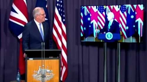 'That fella down under': U.S. President Joe Biden forgets Australian PM's name