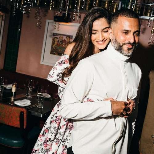 Sonam Kapoor celebrates hubby Anand Ahuja's birthday with throwback pics