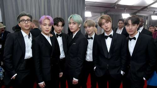 K-Pop band BTS to appear at Louis Vuitton men's fall-winter show in Seoul
