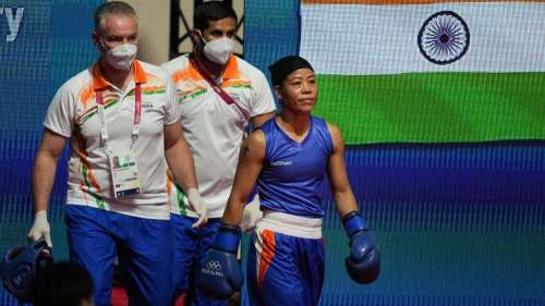 Tokyo 2020 Olympics: Mary Kom slams 'Poor Judging' after a shock loss in the opening round