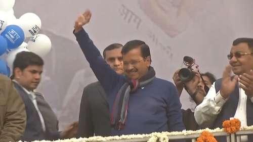 जीत पर बोले केजरीवाल... आज दिल्ली ने देश को नई राजनीति की राह दिखाई