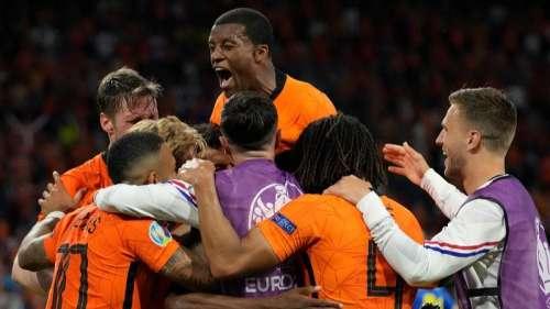 Euro 2020: Netherlands beat Ukraine in a 5-goal thriller