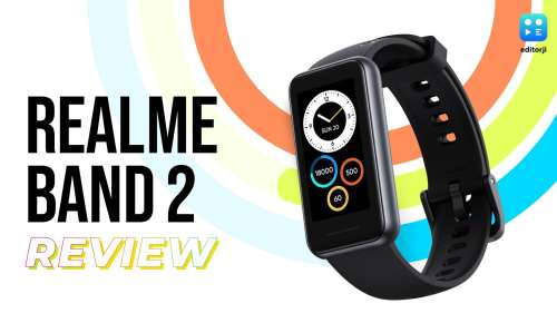 Realme Band 2 Review: Budget Fitness Band under ₹3,000