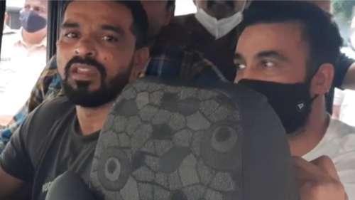 Pornography Case: Raj Kundra को राहत नहीं,  23 जुलाई तक पुलिस कस्टडी में भेजा गया