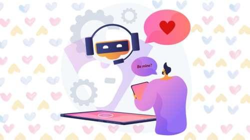 Romancing chatbots