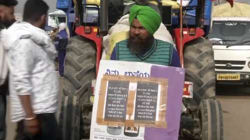 NHRC issues notices to four states, police chiefs over farmers protests