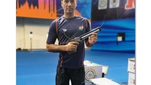 Tokyo Paralympics 2020: ফের পদক জিতল ভারত, এয়ার পিস্তলে ব্রোঞ্জ জিতলেন ভারতের সিংহরাজ আধানা