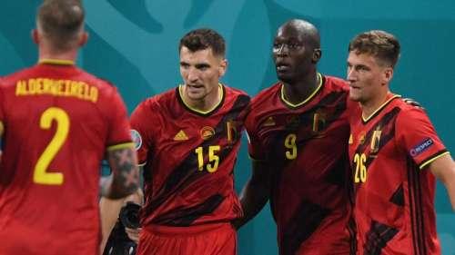 Euro 2020: Lukaku stars with a brace as Belgium brush aside Russia 3-0