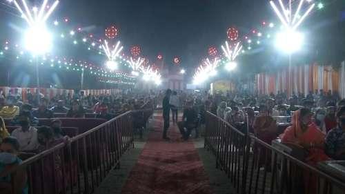 कोरोना प्रकोप के बीच दिल्ली में रामलीला का मंचन
