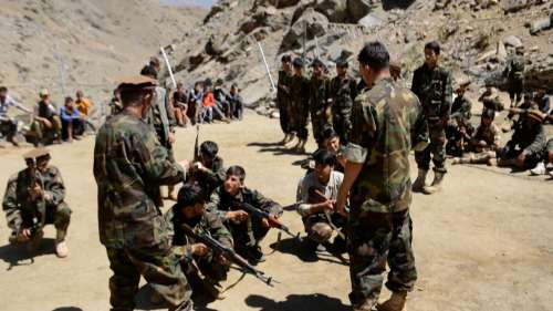 Taliban's Panjshir offensive thwarted, seven members reportedly killed
