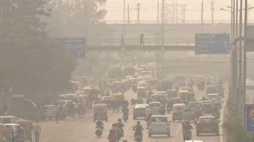 राजधानी की खराब हवा पर CPCB ने भेजा दिल्ली सरकार को नोटिस