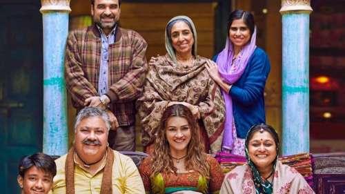 Team 'Mimi' surprise birthday girl Kriti Sanon with film's early release