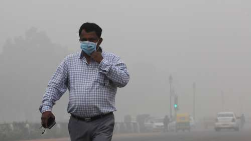 Live in India? Say bye to 5.9 years of your life thanks to air pollution