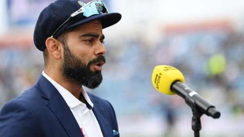 Virat Kohli to step down as T20 captain after the World T20
