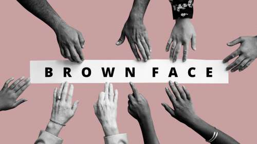 In a fairness-obsessed culture, is brownface more problematic?