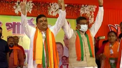 Suvendu Adhikary: অজানা জ্বর নিয়ে কেন্দ্রীয় স্বাস্থ্যমন্ত্রীকে চিঠি দিলেন শুভেন্দু অধিকারী