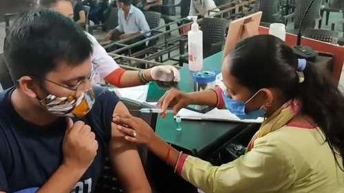 Covid-19 vaccination coverage: India crosses 75-crore mark, WHO hails 'unprecedented pace'