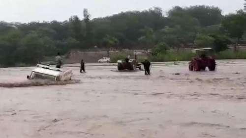 Jammu & Kashmir: 5 dead, over 25 missing after cloudburst in Kishtwar district