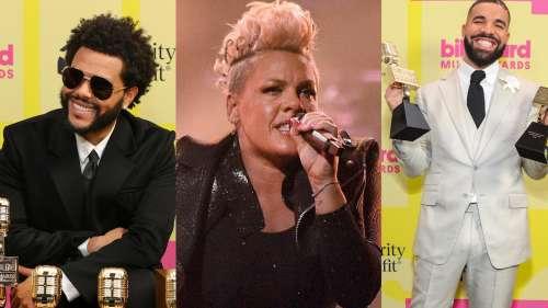 Billboard Music Awards 2021: The Weeknd wins big