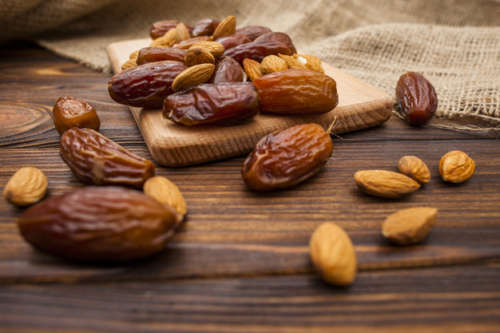 Start your day with dates
