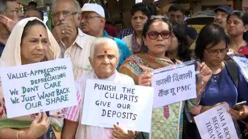 Depositors of stressed banks, including PMC to get up to Rs 5 lakh back from November 30