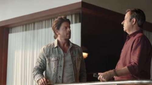 जब बेचारे Shah Rukh को नहीं मिला कोई काम... तो OTT पर उनके स्वागत में दिखे सलमान