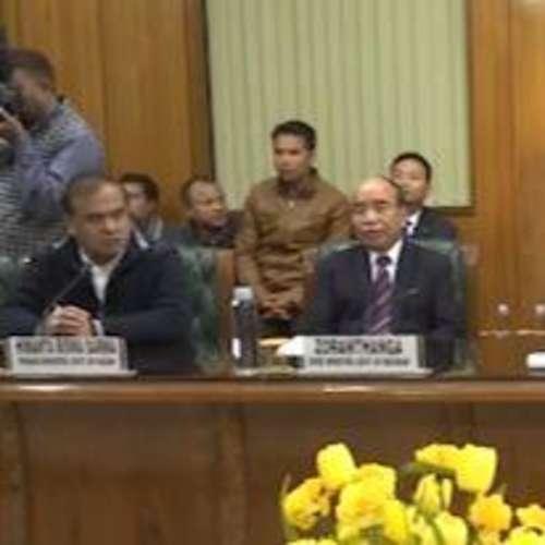 Border Dispute: असम मिजोरम की सरकारों का रुख नरम, दोनों मुख्यमंत्री बातचीत से मुद्दा सुलझाने को राज़ी