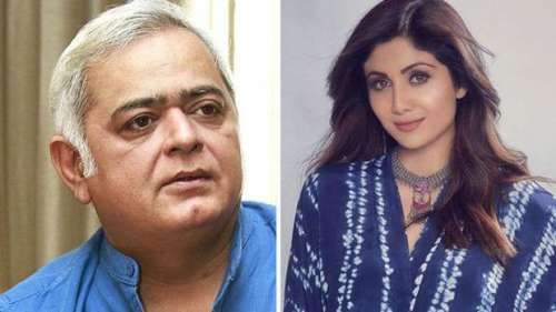 Hansal Mehtaspeaks out in support of ShilpaShetty, says leave heralone