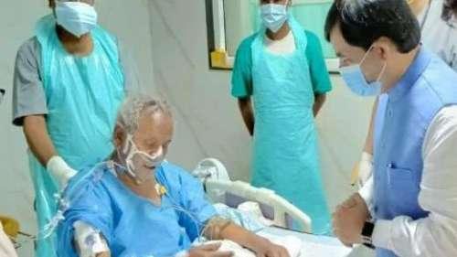 Kalyan Singh की हालत और बिगड़ी, ऑक्सीजन लेवल स्थिर ना होने से लाइफ सपोर्ट सिस्टम पर रखा गया