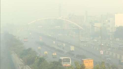 दिल्ली की आबोहवा हुई 'बहुत खराब', कई इलाकों में AQI 400 के पार