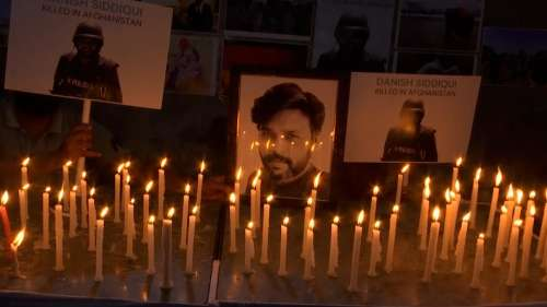 Was photo journalist Danish Siddiqui executed by Taliban? US report claims so