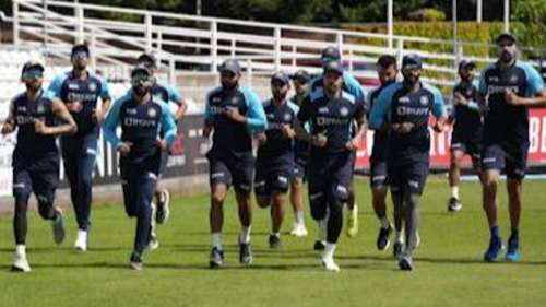 India vs England: Team India begins training ahead of warm-up match