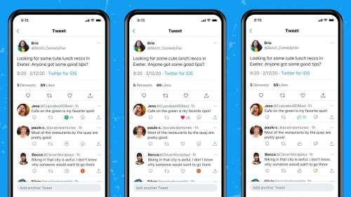 Twitter is testing Reddit-like upvote and downvote buttons on iOS