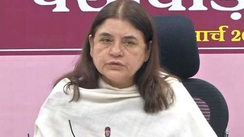 'Doesn't reduce stature': Maneka Gandhi plays down non-inclusion in BJP top body