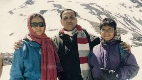 Gujarat: विजय रूपाणी के इस्तीफे पर बेटी की भावुक टिप्पणी, बोलीं- क्या सरल होना गुनाह है?