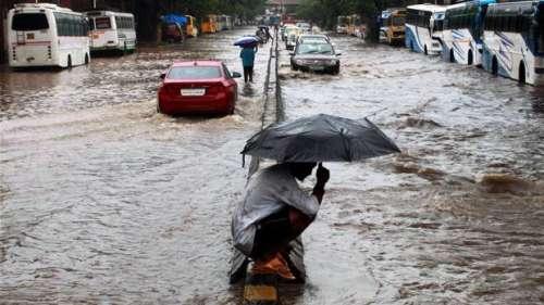 Mumbai rain: at least 32 dead, orange alert sounded for a week