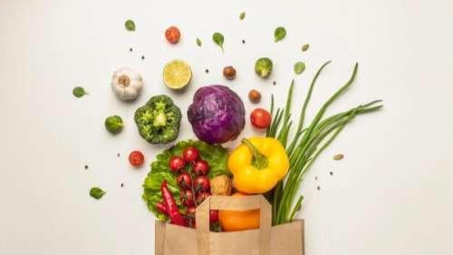 Organic vs non-organic foods