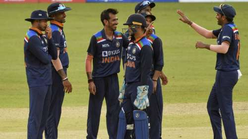 Deepak Chahar powers India to a series win vs Sri Lanka